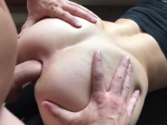 Cheating TEEN gets HARD ANAL GAPE & CREAMPIE !