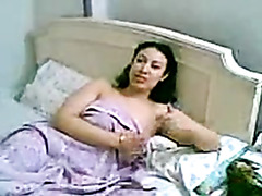 Arabian couple makes a hot sex tape